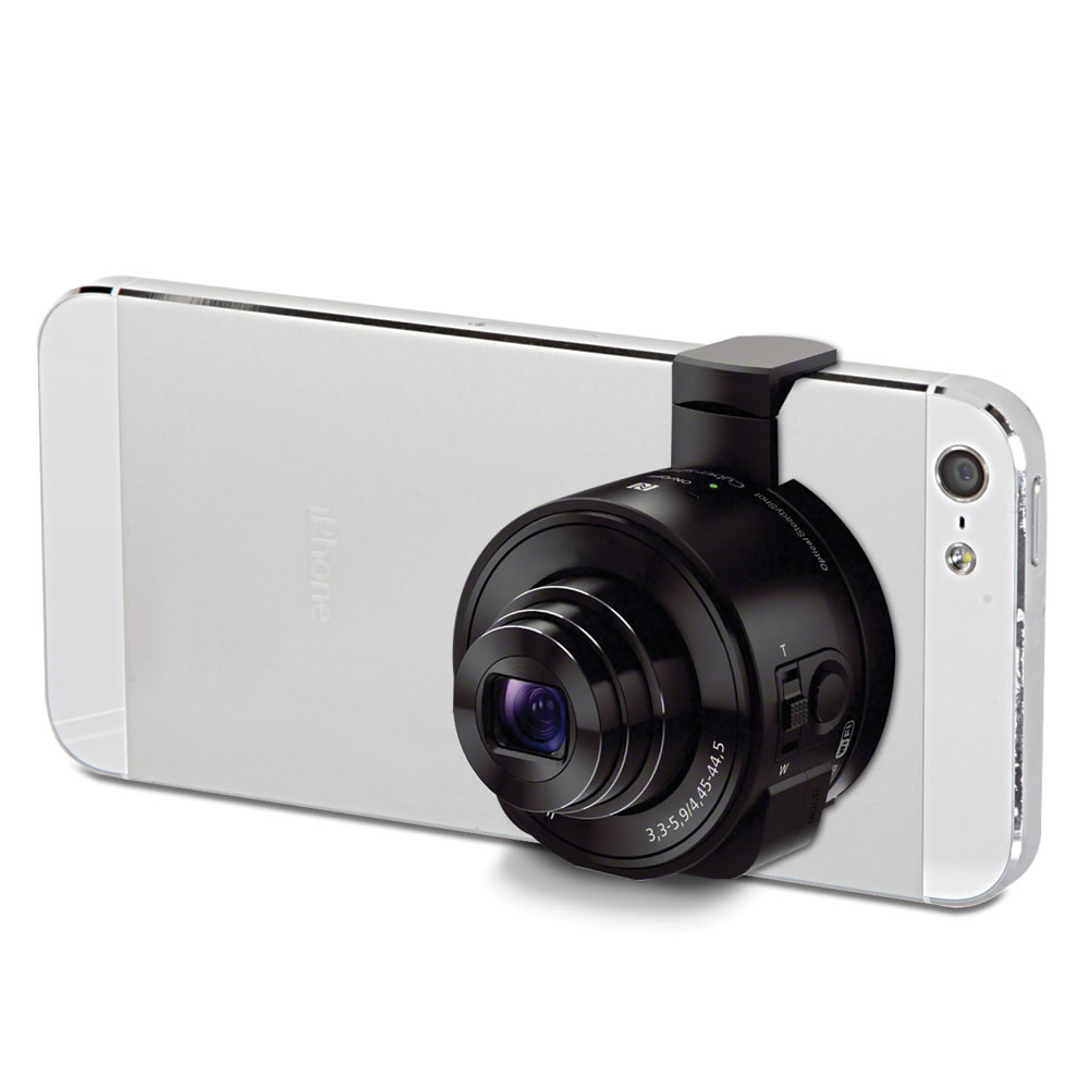 The Smartphone to Telephoto Camera Converter 1