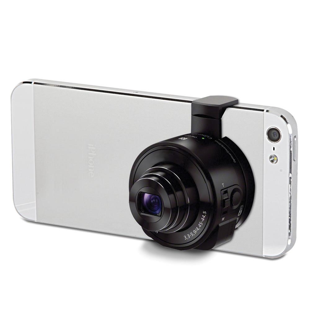 The Smartphone to Telephoto Camera Converter 1
