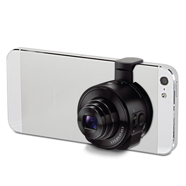 The Smartphone to Telephoto Camera Converter.