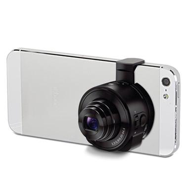 The Smartphone to Telephoto Camera Converter.