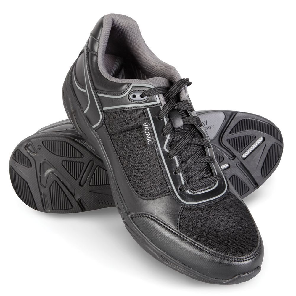 The Gentleman's Plantar Fasciitis Athletic Shoes1