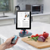 The RC Rotating iPad Viewing Stand.