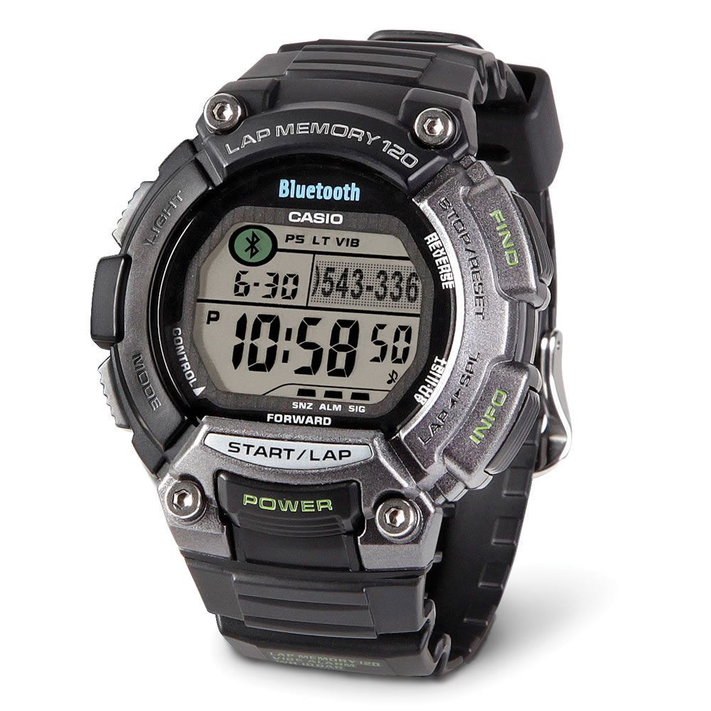 The Athlete's Smartphone Watch1