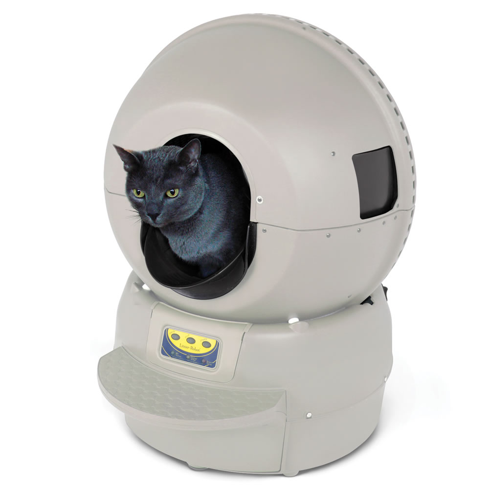 Electric Cat Litter Box