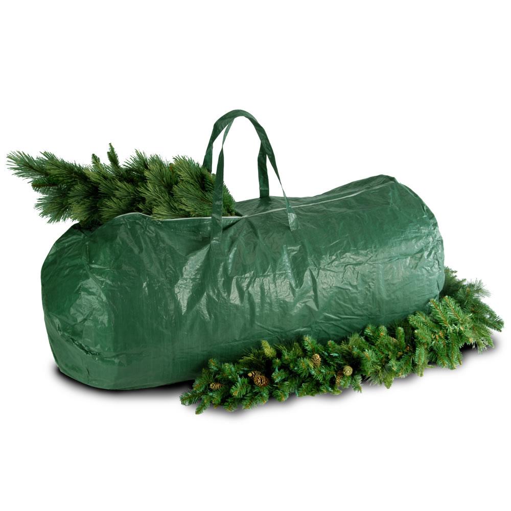 The Christmas Tree Storage Bag - Hammacher Schlemmer