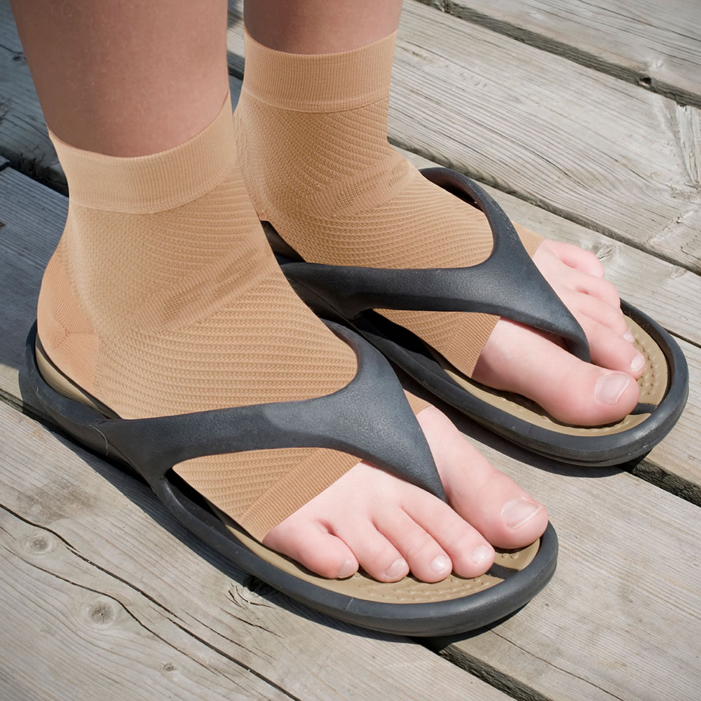The Plantar Fasciitis Relieving Foot Sleeves 5