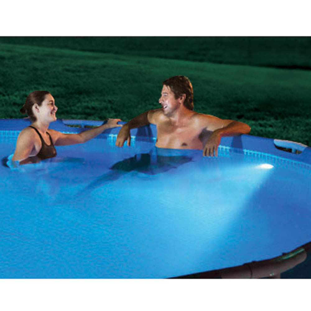 The Remote Controlled Pool Lights 2