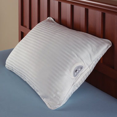 The Sleep Sound Generating Pillow.