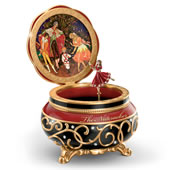 The Dance Of The Sugarplum Fairy Music Box.