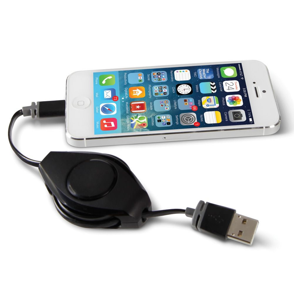 The Tangle Free iPhone 5 Charger 1