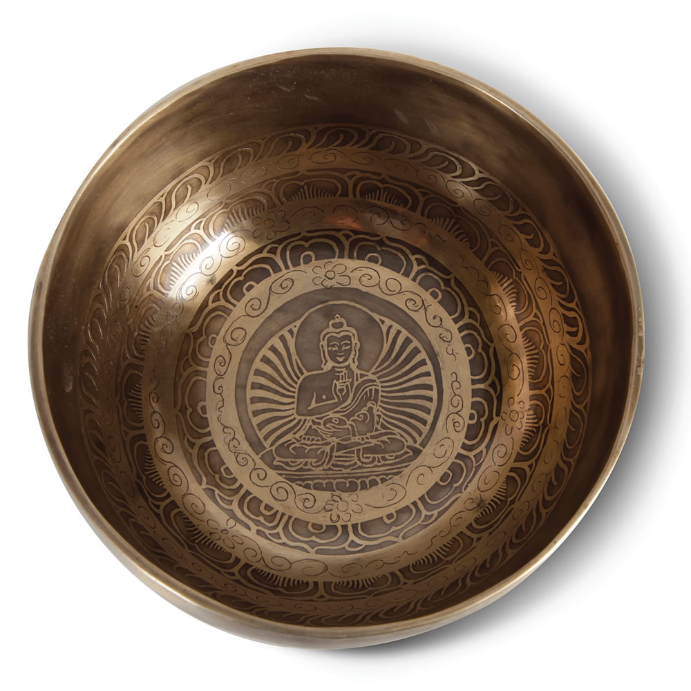 The Authentic Himalayan Singing Bowl 4