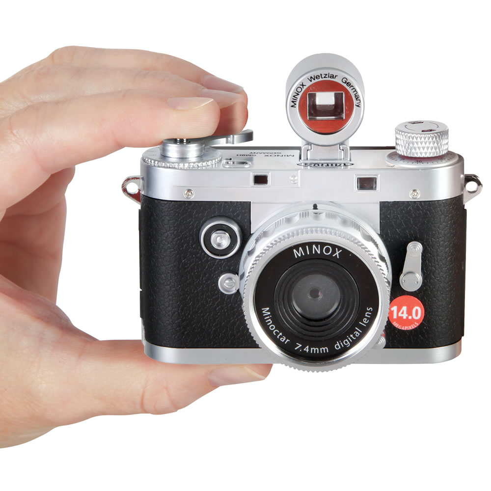The Genuine Minox Compact Camera 1
