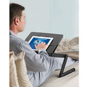 The Variable Position Tablet Stand.