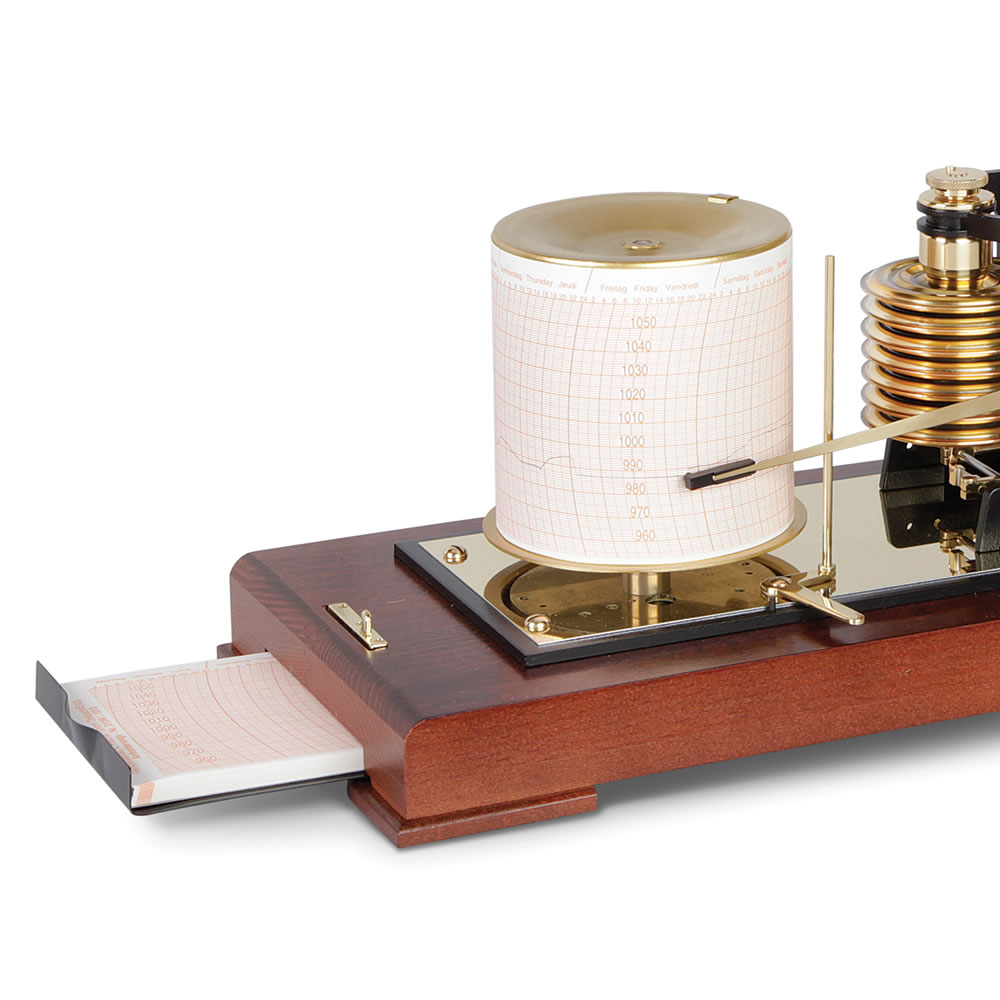 The Authentic Museum Barograph 3