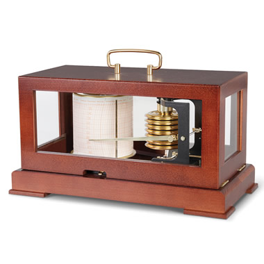 The Authentic Museum Barograph