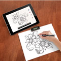 The Instant Transmitting Paper To iPad Pen.