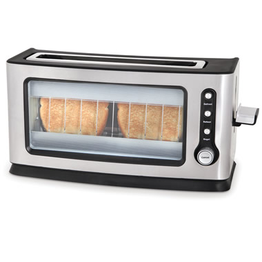 The Transparent Toaster.