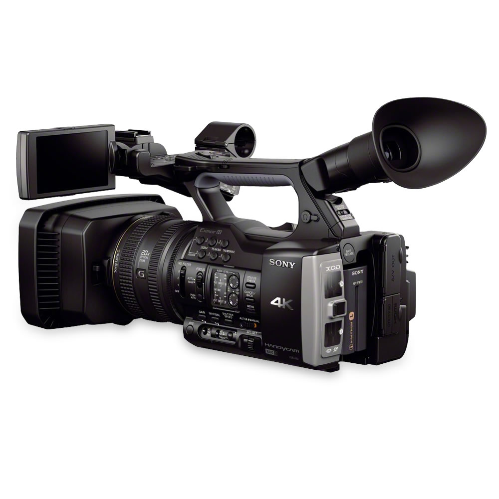 The Ultra High Definition Camcorder2
