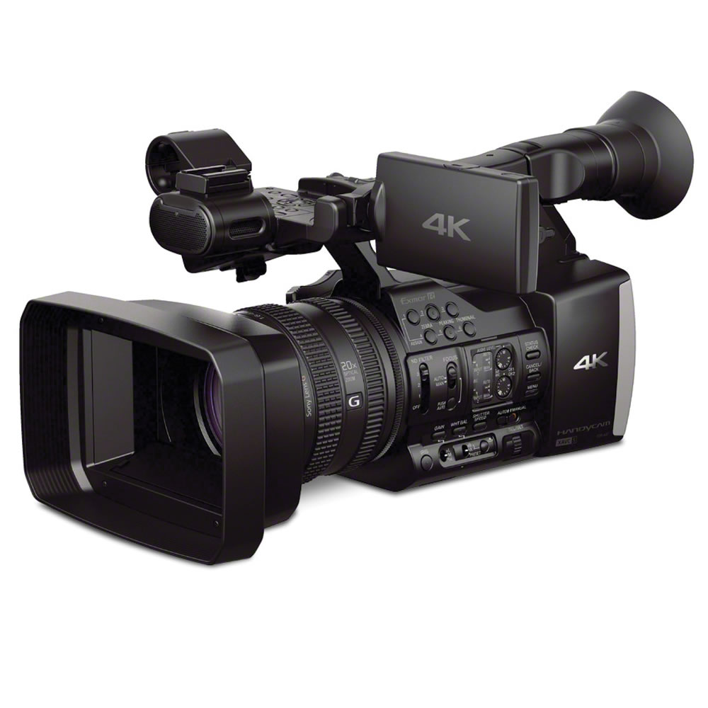 The Ultra High Definition Camcorder 1