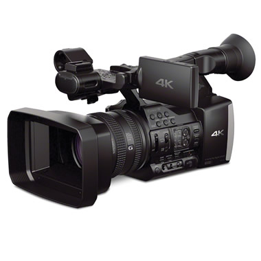The Ultra High Definition Camcorder