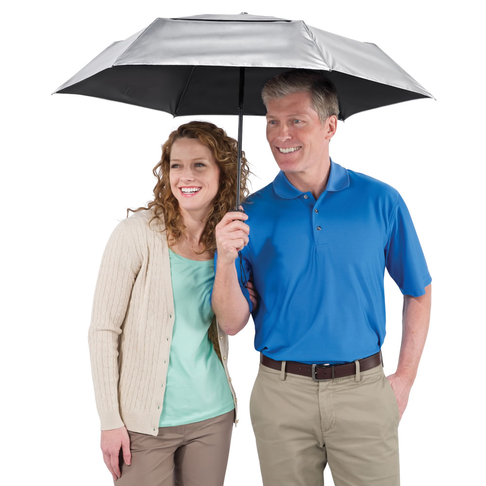 The Vented Sun Umbrella 2