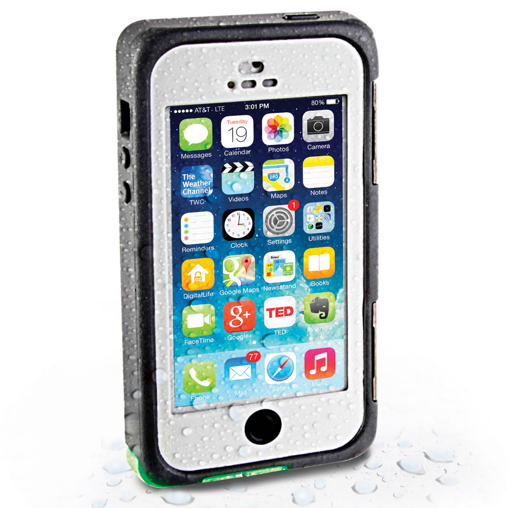The Waterproof iPhone 5/5S/SE Case 1