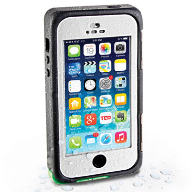 The Waterproof iPhone 5/5S/SE Case.