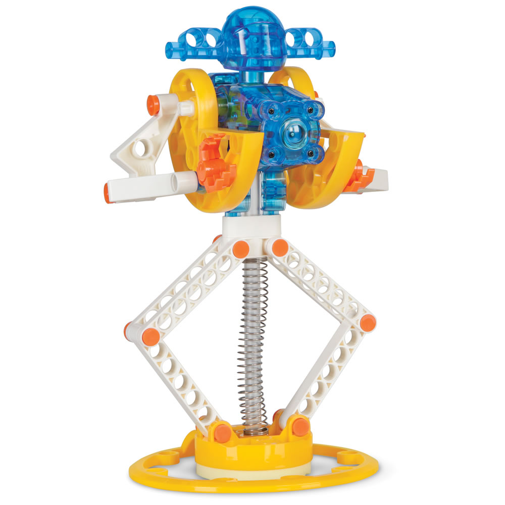 The Build Your Own Jumping Robot 2
