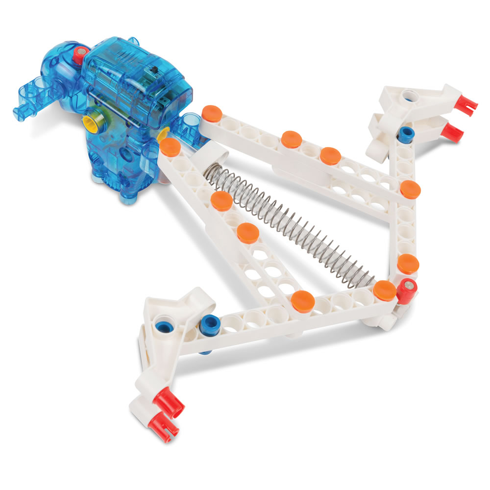 The Build Your Own Jumping Robot 4