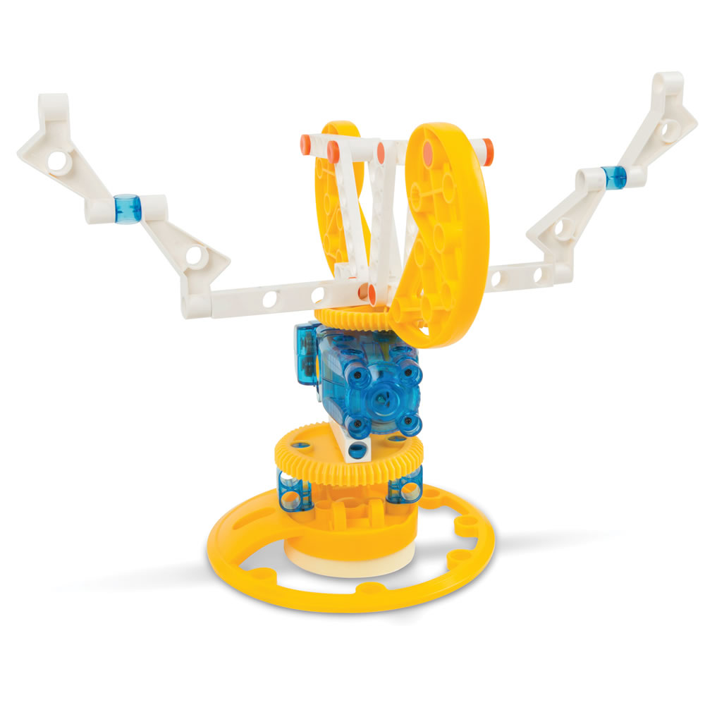 The Build Your Own Jumping Robot8