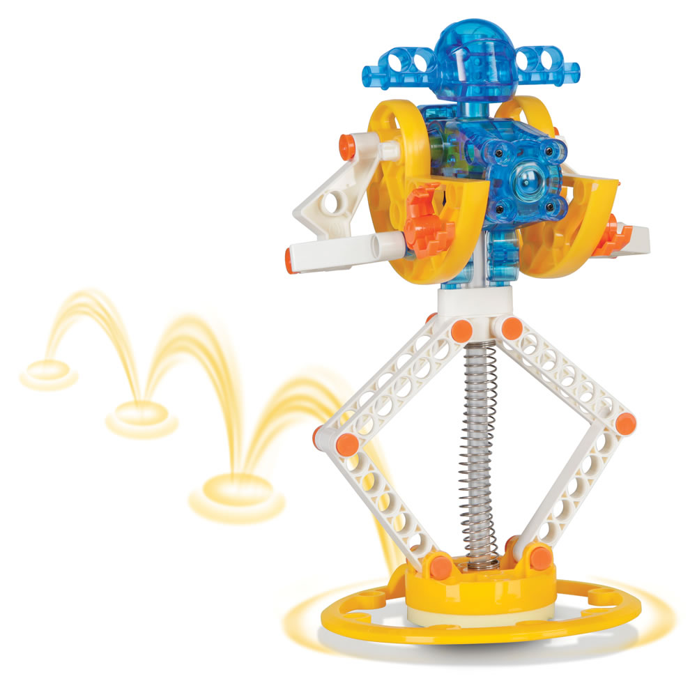 The Build Your Own Jumping Robot 1