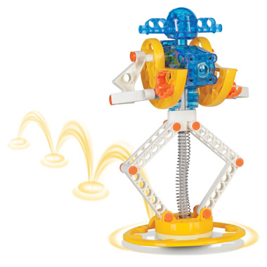 The Build Your Own Jumping Robot.