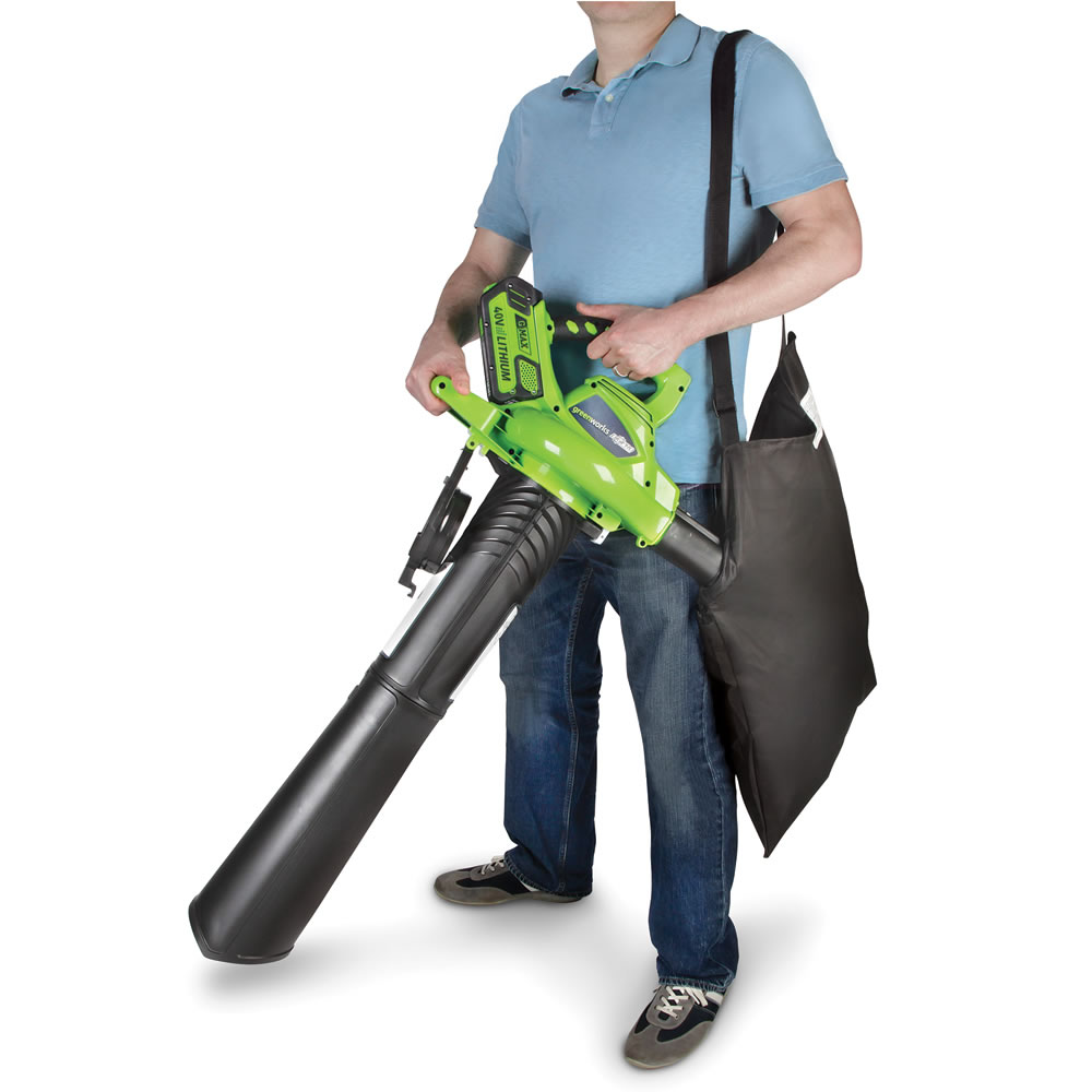 The Best Rechargeable Leaf Blower 3
