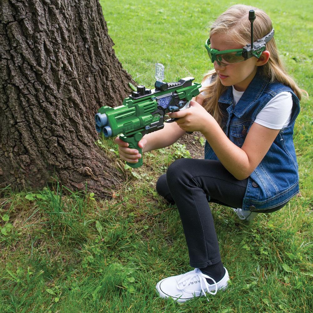 The Long Range Laser Blaster Set 3