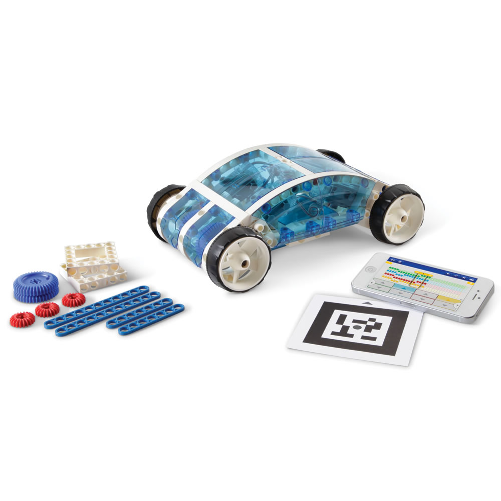The iPad Controlled Car Kit2