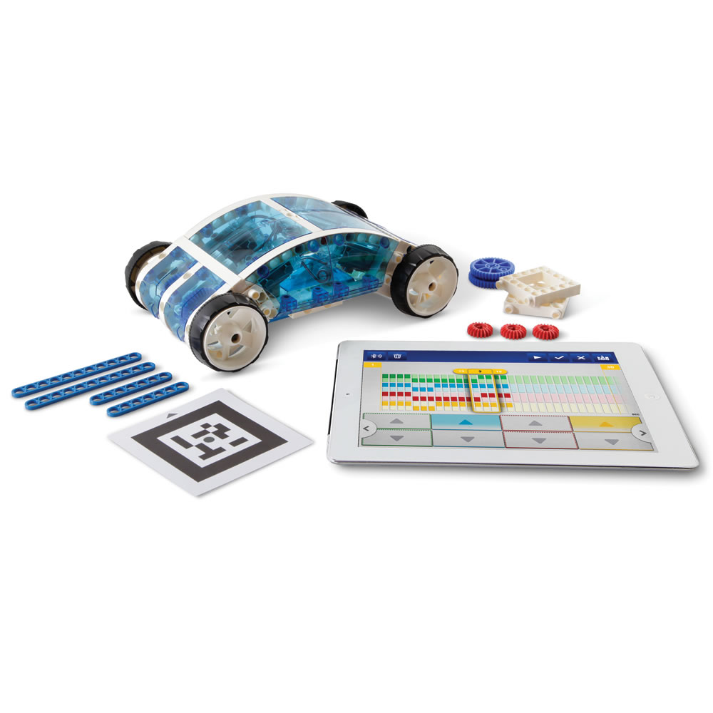 The iPad Controlled Car Kit1