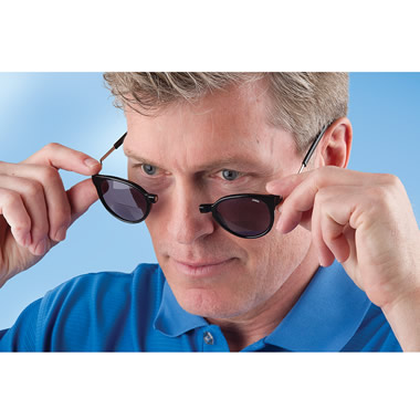 The Easy On/Off Bifocal Sunglasses.