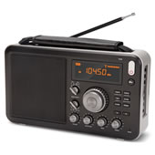 The Traveler's Shortwave Radio.