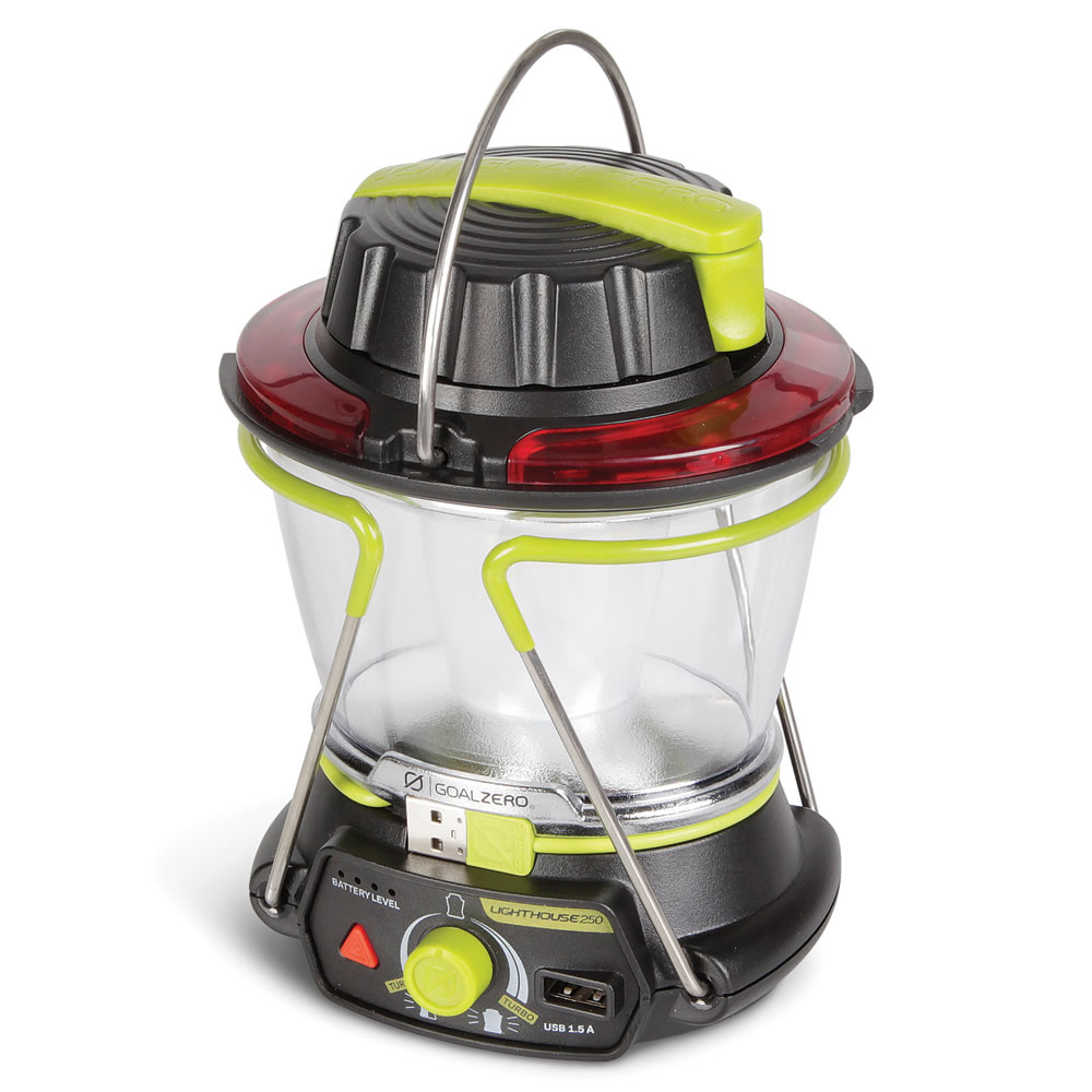 The Smartphone Charging Emergency Lantern 2