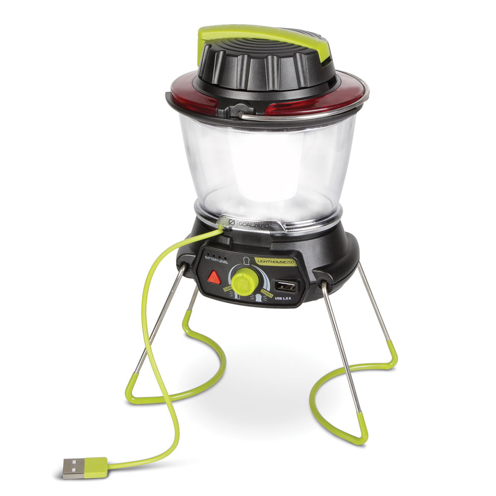 The Smartphone Charging Emergency Lantern 3
