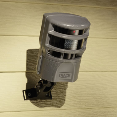 The Panoramic Night Vision Security Camera.