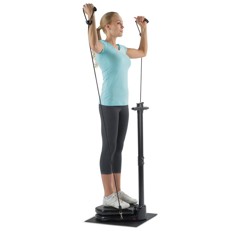 The Compact Vibration Trainer2