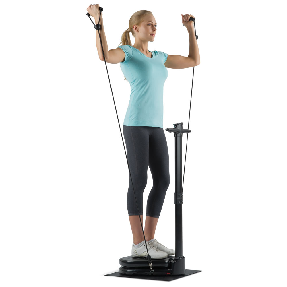 The Compact Vibration Trainer 1