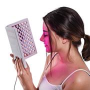 The LED Facial Rejuvenator.
