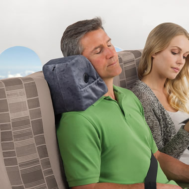 The Lean On Me Pillow.