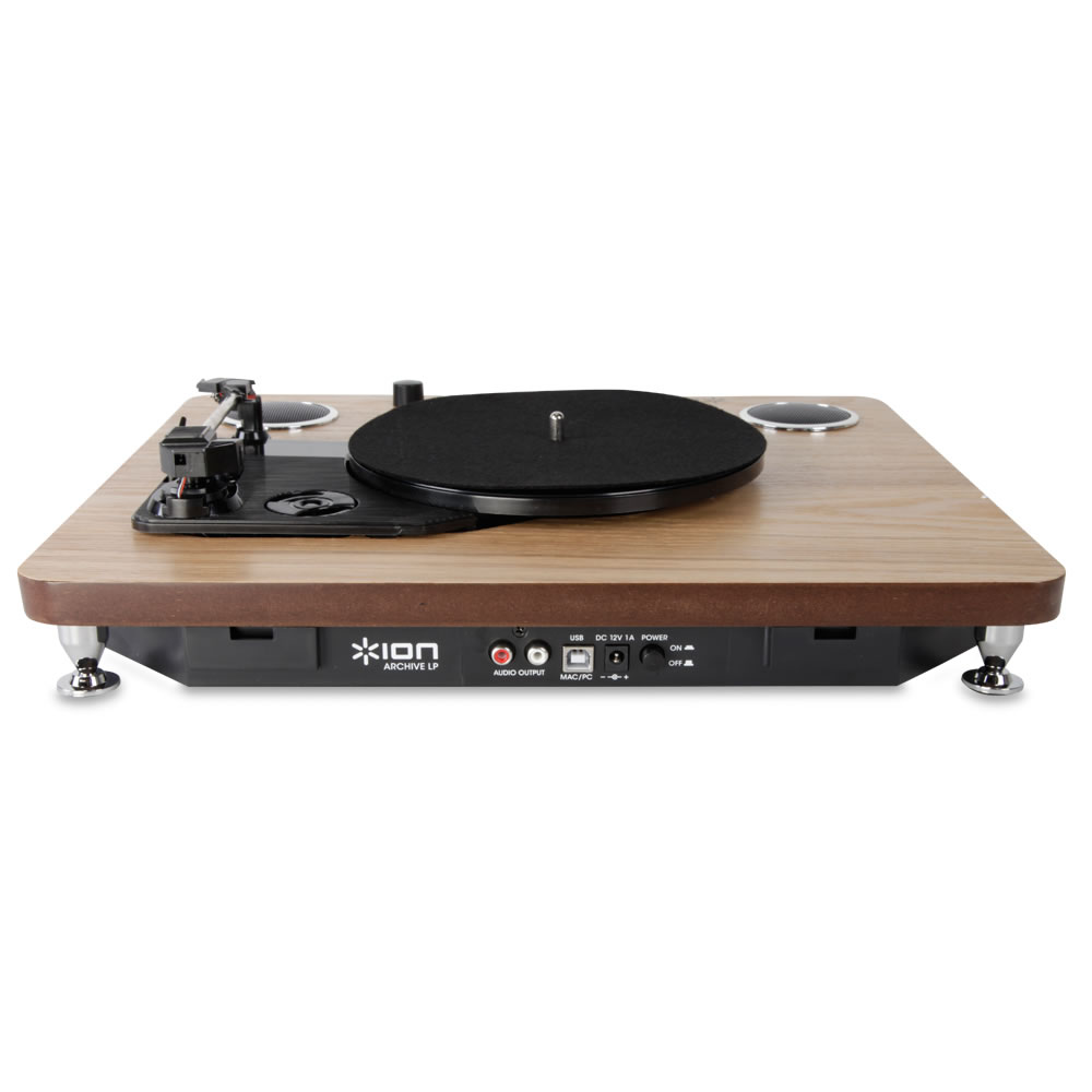 The LP To MP3 Turntable2