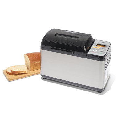 The Gluten Free Bread Maker.