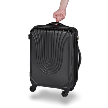 The Lightest Impervious Luggage.