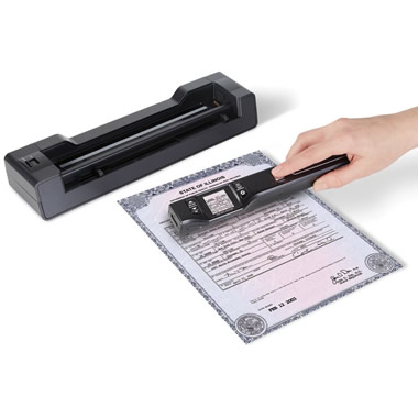 The HD Wand Scanner