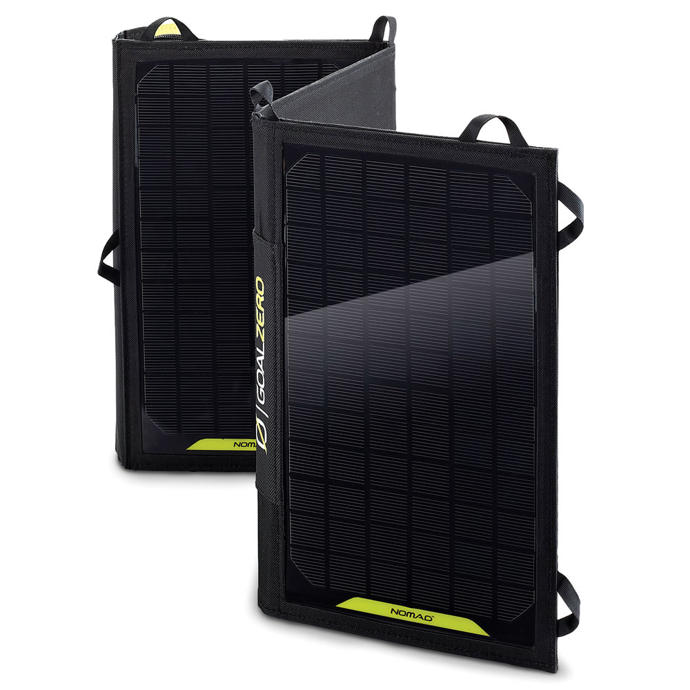 The Solar Panel For Adventurer's Power Station 1